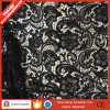 2016 Tailian Wholesale New Design Black Lace Fabric Garment