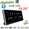 "10.25""Anti-Glare Carplay Car DVD Players for Audi A4 B9 GPS Navigation WiFi Connection, DAB Hualingan"