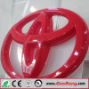 Customized Outdoor Plastic Chrome Auto Logo Signs