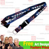 Printing Neck Lanyard with Customer Logo