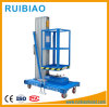 10m Single Mast Aluminum Lift Table Ce