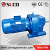 Inline Shaft Foot Mounted R Series Helical Gearing Gearboxes