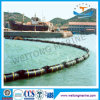 Oil Spill Solid Float Rubber Oil Containment Boom