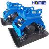 Construction Machine Vibration Plate Compactor Concrete Compactor for Excavator