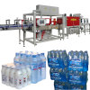 12000bph-24000bph Automatic Mineral Water Drinks Diary Juice Wrap Packing Shrink Film Wrapper Wrapping Machine