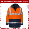 Wholesale Orange Reflective Hi Vis Workwear Jacket (ELTSJI-2)