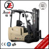 2017 Jeakue Factory Price 1.6t -2t New Three Wheels Electric Forklift