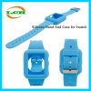 Shockproof Silicone Watch Strap and Case for Apple Iwatch