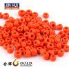 Jin Hui Hot Sales Fancy Opaque Fashion Glass Beads
