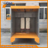 Easy Mobile Manual Industrial Powder Spray Booth