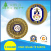 Beautiful Durable Custom Challenge Coin RFID Tag Coins with Diamond Edge Design