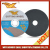 Hot Sale in India 5 Inch Yuri Quality Abrasive Metal Free Samples Cutting Disc for Metal