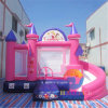 Princess Inflatable Jumping Bouncy Castle for Amusement Park