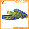 Wholesale Custom Colorful Silicone Bracelet/ Wristband for Promotion