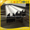6000 Series Anodizing Sliver Aluminum Extruded Tubing