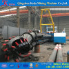 China Qingzhou Dredging Equipment Cutter Suction Dredger