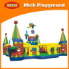 Children Inflatable Bounce-Outdoor Playground Equipment