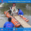 High Efficiency Mini Gold Mining Dredger for Sale