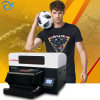 T Shirt Printer A2 A3 Color Laser Logo Cmykw Inks Flatbad Machinery Printers