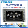 Car DVD GPS Navigation System for Hyundai H1 with Bt/USB/RDS/SWC