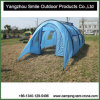 10 Person Canvas Bell Family Tunnel Camping Roof Top Tent