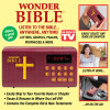 Bible Compact Audio Player MP3