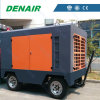 Industrial Diesel Engine Driven Portable/Movable Rotary Screw Air Compressor