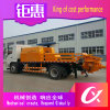 Hbt80.16.176RS Diesel Engine Pumping Machine Hydraulic System Concrete Pump