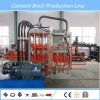 Fully Automatic Cement Concrete Brick Making Machine
