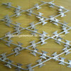 Galvanized Concertina Razor Barbed Wire with High Security (KDL-24)