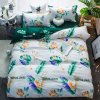 OEM Manufacture China Factory Price Printed Microfiber Duvet Cover Bedding Set