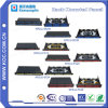 24f Rack Mounted Fiber Patch Panel with Sc/FC/St/LC Adapters