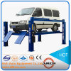 Ce Electro-Hydraulic Auto Four Post Bus and Car Lift