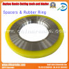 Plastic Reinforcement Spacers and Rubber Ring Rotary Shear Blades