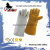 Double Color Cowhide Industrial Leather Safety Welding Work Glove