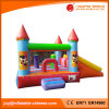 PVC Inflatable Trampoline Kids Bouncy Slide Combo Castle (T3-003)