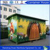 China Flat Pack Foldable Container House Expandable Container House of Sandwich Wall Panel and Roof Panel and Steel Structure Assembled
