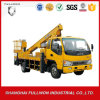 18m 200kg Portable Truck Mounted Telescopic Aerial Working Vehicle High Altitude Lifting Operation Truck Xzj5082jgk