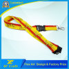 Cheap Custom Tabby Printed Ribbon with Plastic Clip (XF-LY09)
