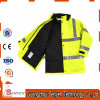 High Visibility Winter Waterproof Reflective Safety Security Jacket