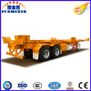 Heavy Duty Yard Chassis Semi Trailer, Port Trailer
