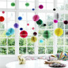 Party Decoration Supplier Tissue Paper Honeycomb Ball