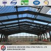 Steel Portal Frame Workshop with Heavy Structure