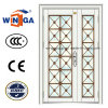 Exterior Steel Secuirty Entrance Door for Building with Ce (W-GD-19)