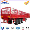 Tri-Axle Livestock & Farm Goods Carrier Stake Truck Trailers