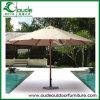4m Round Sun Middle Wooden Frame Umbrella (YG-U171)
