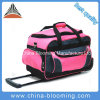 Outdoor Sports Travel Holdall Suitcase Trolley Wheeled Luggage Bag
