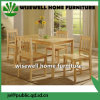 Pine Wood Dinner Furniture Set (W-5S-94)