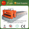 Roll Forming Machinery Making Roof Material