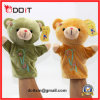 Lovely Customized Plush Bear Animal Hand Puppets